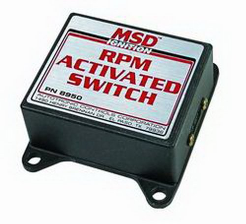 (MSD 8950 RPM Activated Switch)