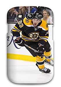 Galaxy High Quality Tpu Case/ Boston Bruins (15) YJaMdPA6061XArFX Case Cover For Galaxy S3