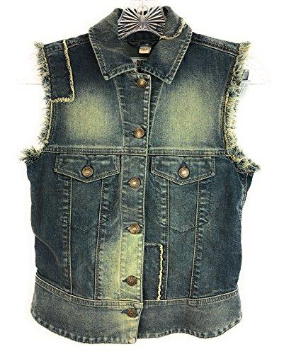 - Diesel De Nial Woman Vest XXS Made in Italy