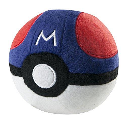TOMY Pokemon Plush Master Ball Plush