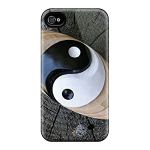 Back Cases Covers For Iphone 6 - Yingyang 8