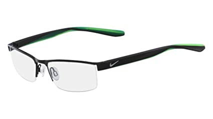 87455b89402e Amazon.com: Eyeglasses NIKE 8173 011 BLACK: Sports & Outdoors