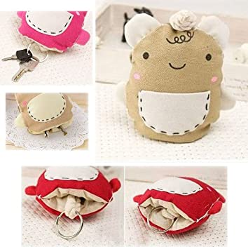 Amazon.com: Huayang – coreano elegante anillo de bolsillo ...