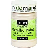 Modern Masters ME705-06 Metallic Oyster, 6-Ounce by Modern Masters