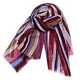 Emoji Bed Set Walmart Fashion Warmer Classic Stripe Scarf Elegant High Shawl Wrap Patchwork Shawl Stole Scarf Soft HunYUN
