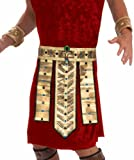 Forum Novelties Men's Deluxe Egyptian Belt, Gold, One Size