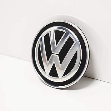 Recambios Originales - Tapa Centro Rueda Llanta Aluminio Volkswagen modelos 2012-2017, 5G0601171 XQI: Amazon.es: Coche y moto