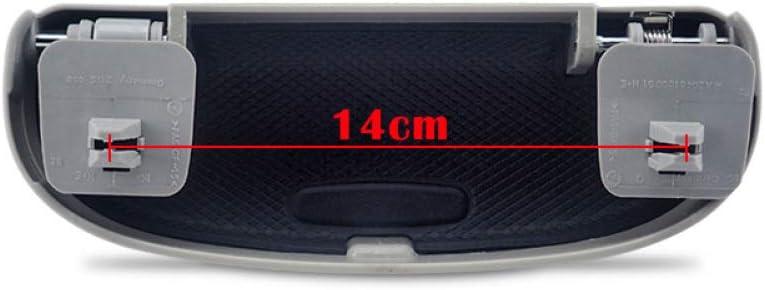 KDLLK Para Gafas de Coche paraGafas de Sol Caja Caja Gafas Soporte de Almacenamiento para BMW E46 E90 E60 E36 E53 X5 X3 X1 F30 F10 F20 E87 E34 E53 E70 E92 E30 G30 E88