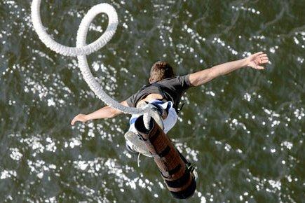 bungee jumping hessen