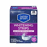 Berkley Jensen 105374 Whitening Strips (28 Count), Shape