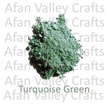 Turquesa Verde - tierra - Pigmento Colorante para pintura al óleo y ...