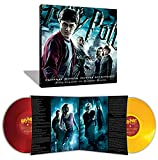 Harry Potter & the Half-Blood Prince Original Motion Picture Soundtrack Exclusive Yellow and Red 2XLP Vinyl