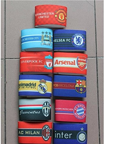 jane to love European Cup countrys Team Leader Armband France Portugal England European Championship Germany Football Fans Supplies