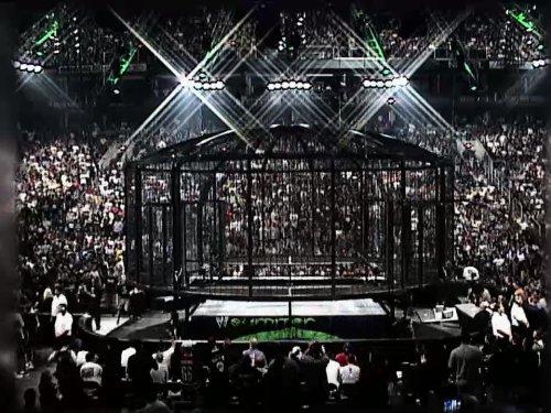 World Heavyweight Championship Elimination Chamber Match: Edge Vs. Rey Mysterio Vs. Wade Barrett Vs. Kane Vs. Drew McIntyre Vs. Big Show (Best Elimination Chamber Matches)