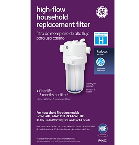 GE FXHSC Household Pre-Filtration Sediment Filter by GE (Image #2)
