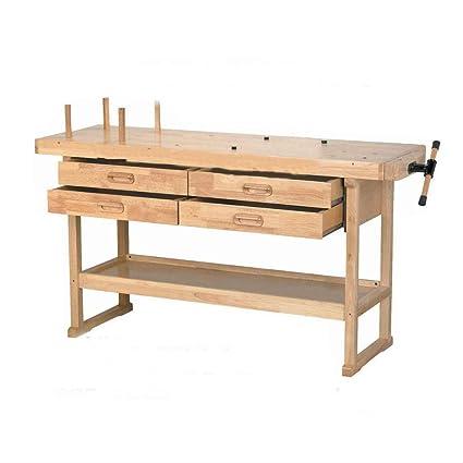 Outstanding Amazon Com Hard Wood Garage Work Bench Table Reloading Short Links Chair Design For Home Short Linksinfo