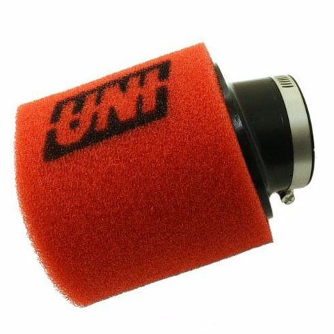 UNI 2-Stage Pod Filter Angled 4 Inch 1-1/2 IN/38MM ID