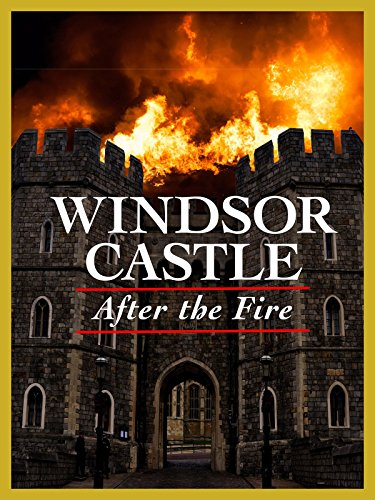 Windsor Castle  After The Fire