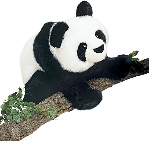 Douglas Cuddle Toys Mailing Panda Bear - Endangered Species Panda Bear