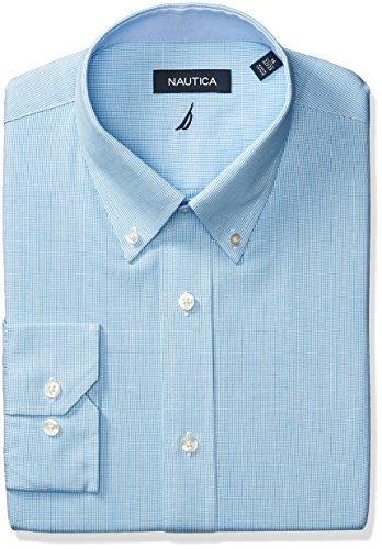 mens 100 cotton dress shirts - 8