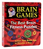 Brain Games: The Best Brain Fitness Puzzles