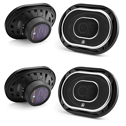 Jl Audio C2-690tx 6x9-Inch 3 Way Speakers with Silk Dome Tweeters C2 Series (2Pairs)