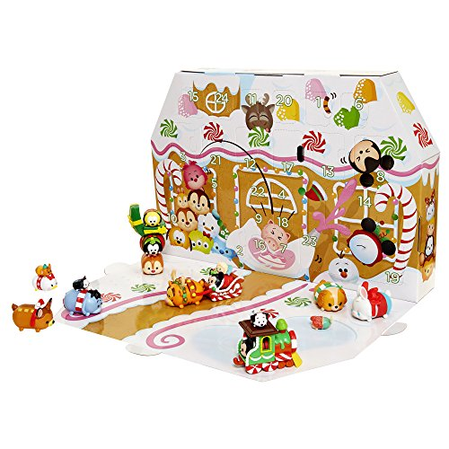 Disney Tsum Tsum Countdown to Christmas Advent