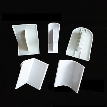 Guizen Spatules Pour Decoration Gateau Set D Outils Pour Decoration