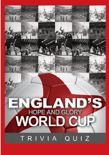 England's Hope And Glory - The World Cup Trivia Quiz [DVD] [2010] by Formative Productions