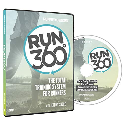 Runner's World Run 360: The Total Training System for Runners with Jeremy Shore