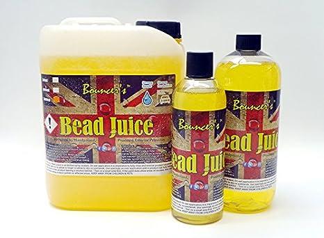 Bouncer's Bead Juice Exterior Nano Tech Spray Sealant - Easy to Use Spray on Rinse off Sealnt, High Durability, Beading and Sheeting (500ml) Bouncer' s