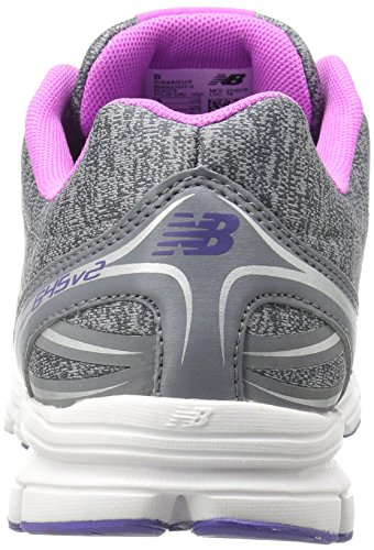 cheap with credit card cheap sale new arrival New Balance Women's W645V2 Running Shoe Grey/Poisonberry buy cheap pictures XvR9gu