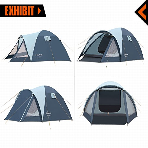 KingC&-Holiday-Fire-resistant-5-Person3-Season-outdoor-  sc 1 st  Discount Tents For Sale & KingCamp Holiday Fire-resistant 5-Person3-Season outdoor Tent for ...