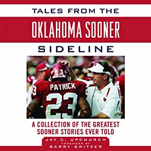 Tales from the Oklahoma Sooner Sideline Audiobook