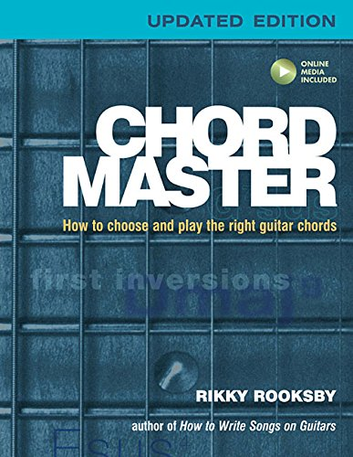 Chord Master: How to Choose and Play the Right Guitar Chords Updated Edition - Right To Play Dvd