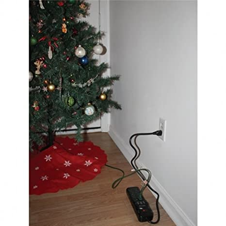 GE Programmable Digital Power Strip Timer w/ 8 Outlets - Plug In Timer Switches - Amazon.com