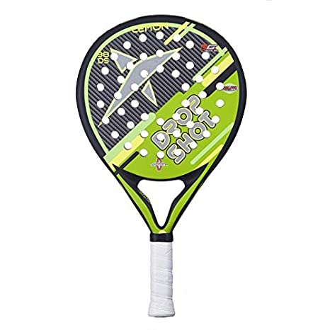 DROP SHOT Lemon Raqueta de tenis , Adultos Unisex, 0: Amazon ...