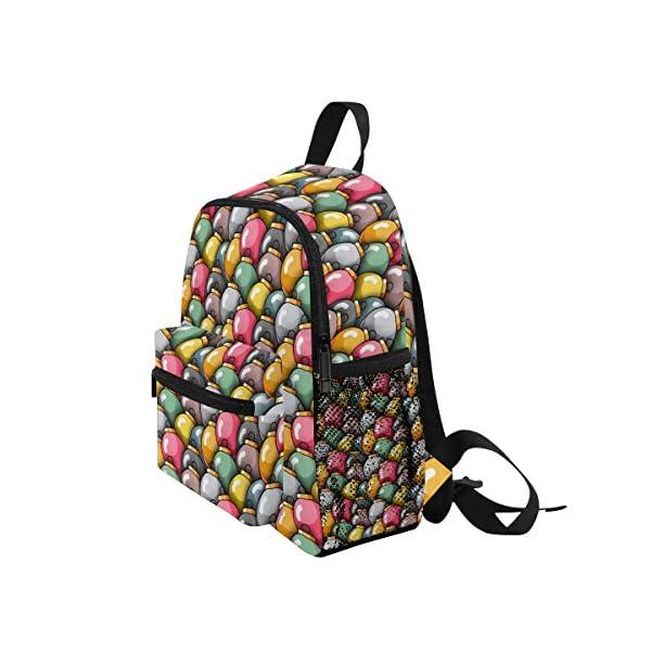 Natale Kid Zaino Scuola Bookbag Bambini Viaggio Daypack Ragazza Ragazzo 3-8 Anni Bambino Prescolare 3 spesavip