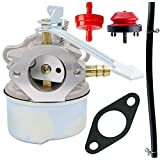 3hp carburetor - 632552 Carburetor For Tecumseh 640086A 640092A 640311 - Tecumseh HSK600 Carburetor - 632560A 632560 632641 640086 640098A HSK600 HSK635 TH098SA 3HP 2 Cycle Engine (632552)