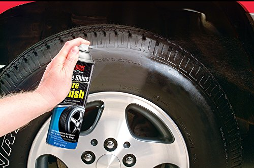 Stoner Car Care 91094-6PK More Shine Tire Finish 12-Ounce Can-Case of 6, 72. Fluid Pack by Stoner Car Care (Image #4)