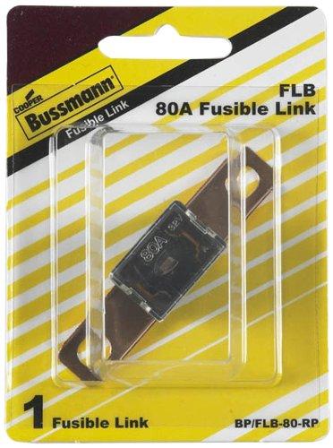 """Bussmann (BP/FLB-80-RP) 80 Amp Bolt-on Fusible Link with 13/16"""" Bolt Terminal"""