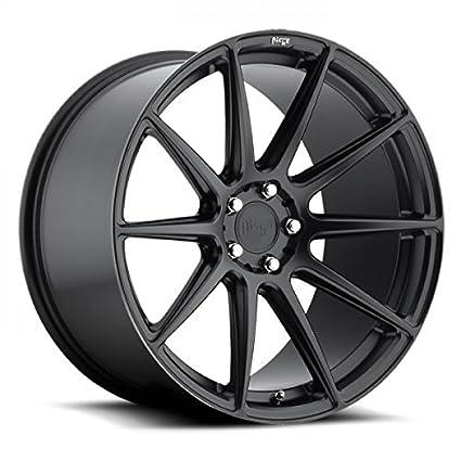 Niche Road Wheels >> Amazon Com Niche Road Wheels 20x10 5 Essen 5x112 Bd 27 66 6 Hub