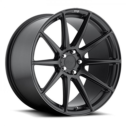 Niche Road Wheels >> Amazon Com Niche Road Wheels 20x10 5 Essen 5x120 Bd 35 72 6