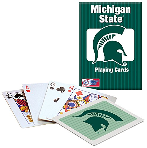 Michigan State Playing Cards Patch Products N18400