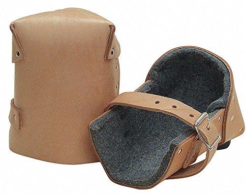 Soft 1-Strap Knee Pads, Tan, Universal