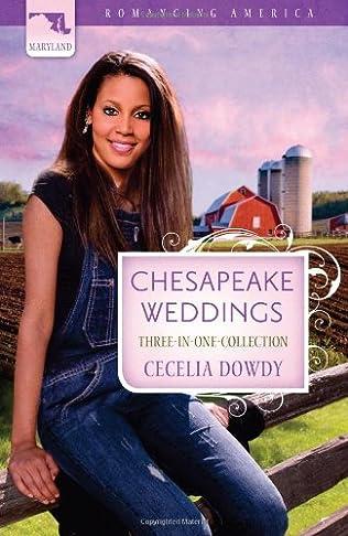 book cover of Chesapeake Weddings