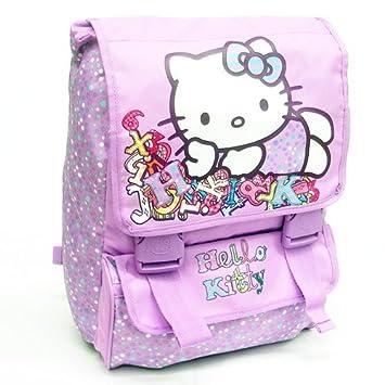 f25c3b21f0 Hello Kitty Zaino Basic, Colore Purple: Amazon.it: Giochi e giocattoli