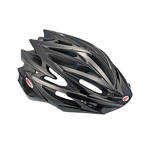 Bell Volt Bike Helmet (Black/Carbon, Small)