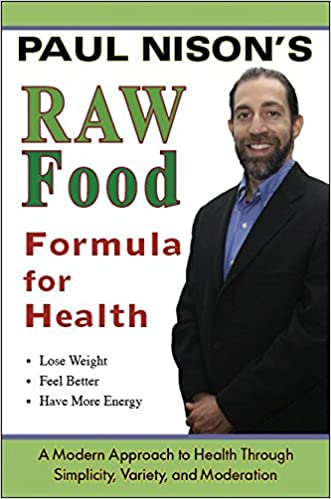 paul raw food diet