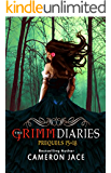 The Grimm Diaries Prequels volume 15 - 18 : Snow White Black Swan, The Pumpkin Piper, Prince of Puppets, The Sleeping Swan (A Grimm Diaries Prequel Boxset Book 4)